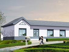 一层农村住宅设计