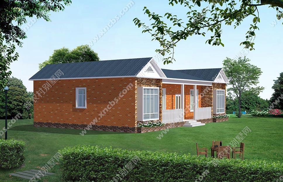 一层房屋图片