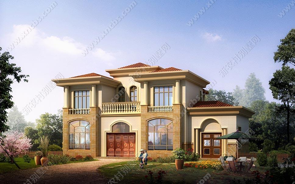 别墅建筑图