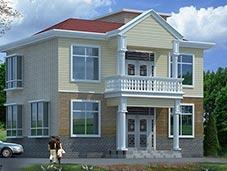 两层楼房施工图