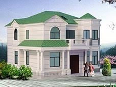 两层复式别墅