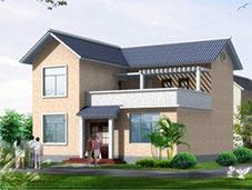 二层房屋设计图