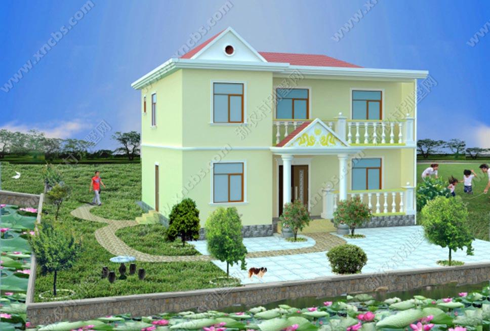 二层小房子
