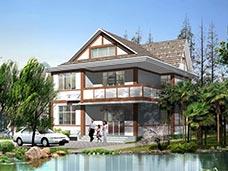 房屋设计效果图