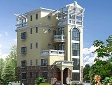 多层楼房设计图