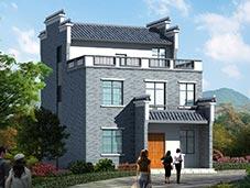 三层房屋设计图