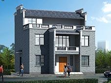 三层农村房屋设计图