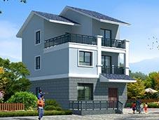 落地窗房屋设计图