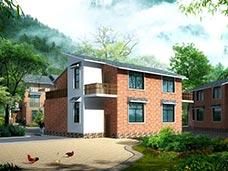 二层农村房子